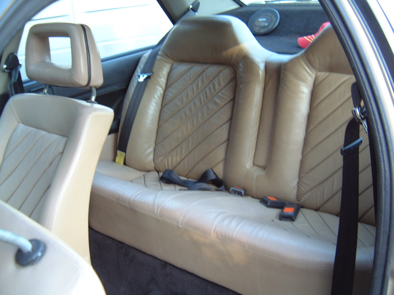 Coupe gt for Audi 80 interieur
